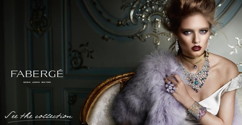 THE TOP LUXURY JEWELRY ADS OF THE SEASON the Centurion the Centurion