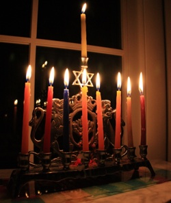 last night of hanukkah 2019 - HD1301×1600