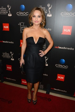 Celebrity News Editorial Placements for Penny Preville Giada